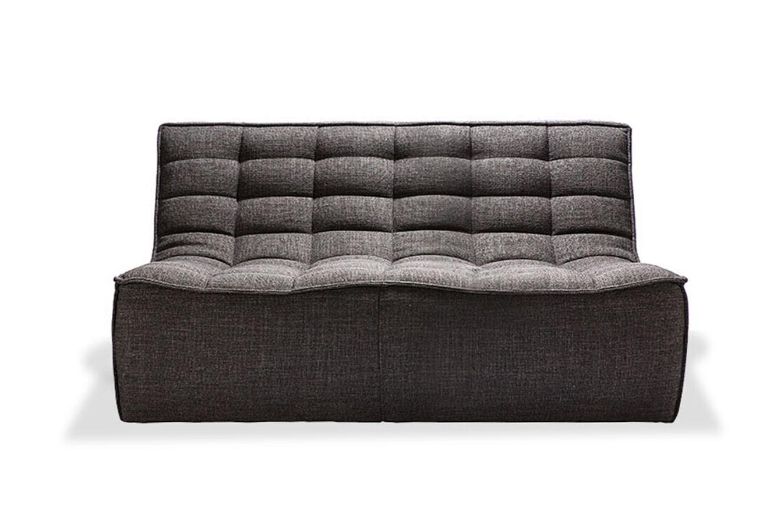 Ethnicraft sofa N701  – 2 seater-1