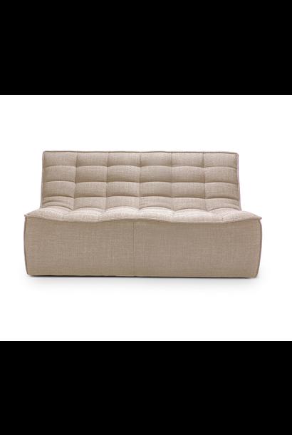 N701 sofa - 2 seater