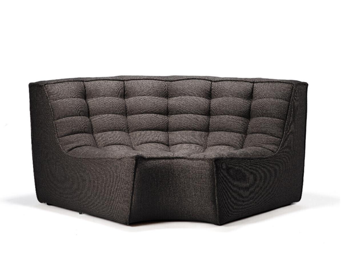 N701 sofa - round corner-1