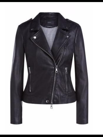 SET Tyler leather jacket