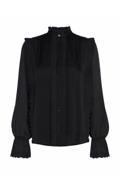 Austin blouse zwart
