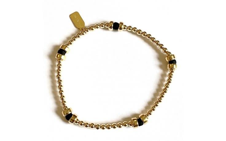 Rondel black gold-1