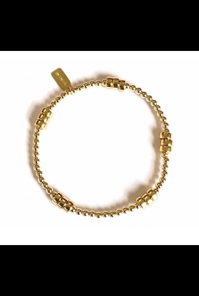 Rondel 5 Gold Gold