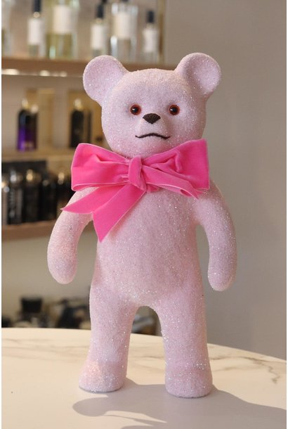 Teddy bear soft pink