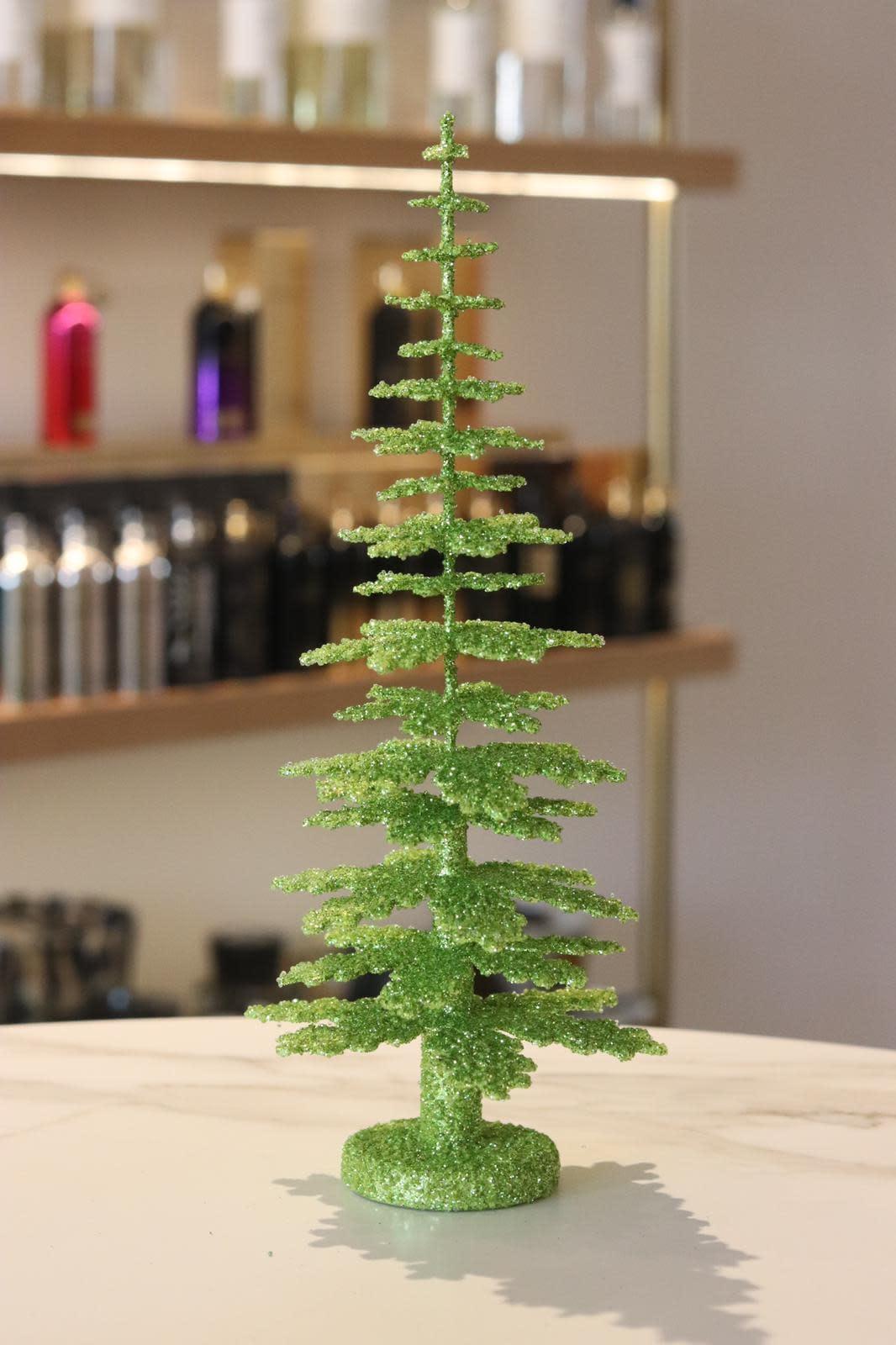 Christmas tree green Middel (30 cm)-1
