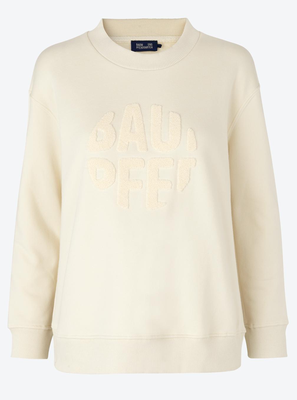 Jaala sweatshirt Creme-1