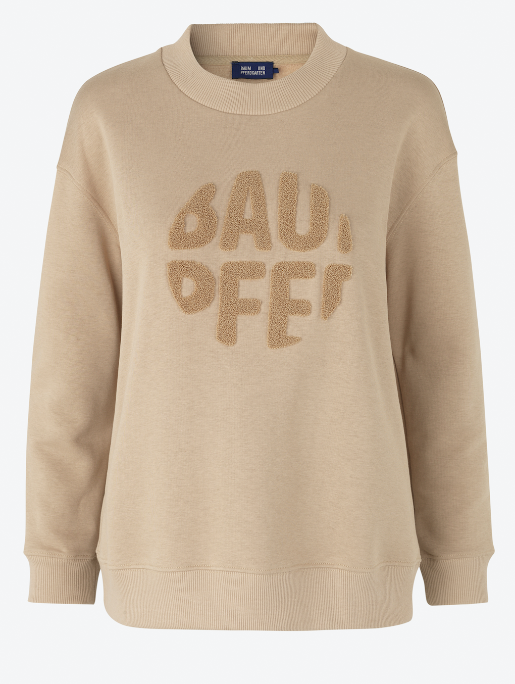Jaala sweatshirt Camel-1