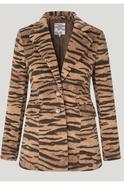 Bethny blazer Dark Tiger