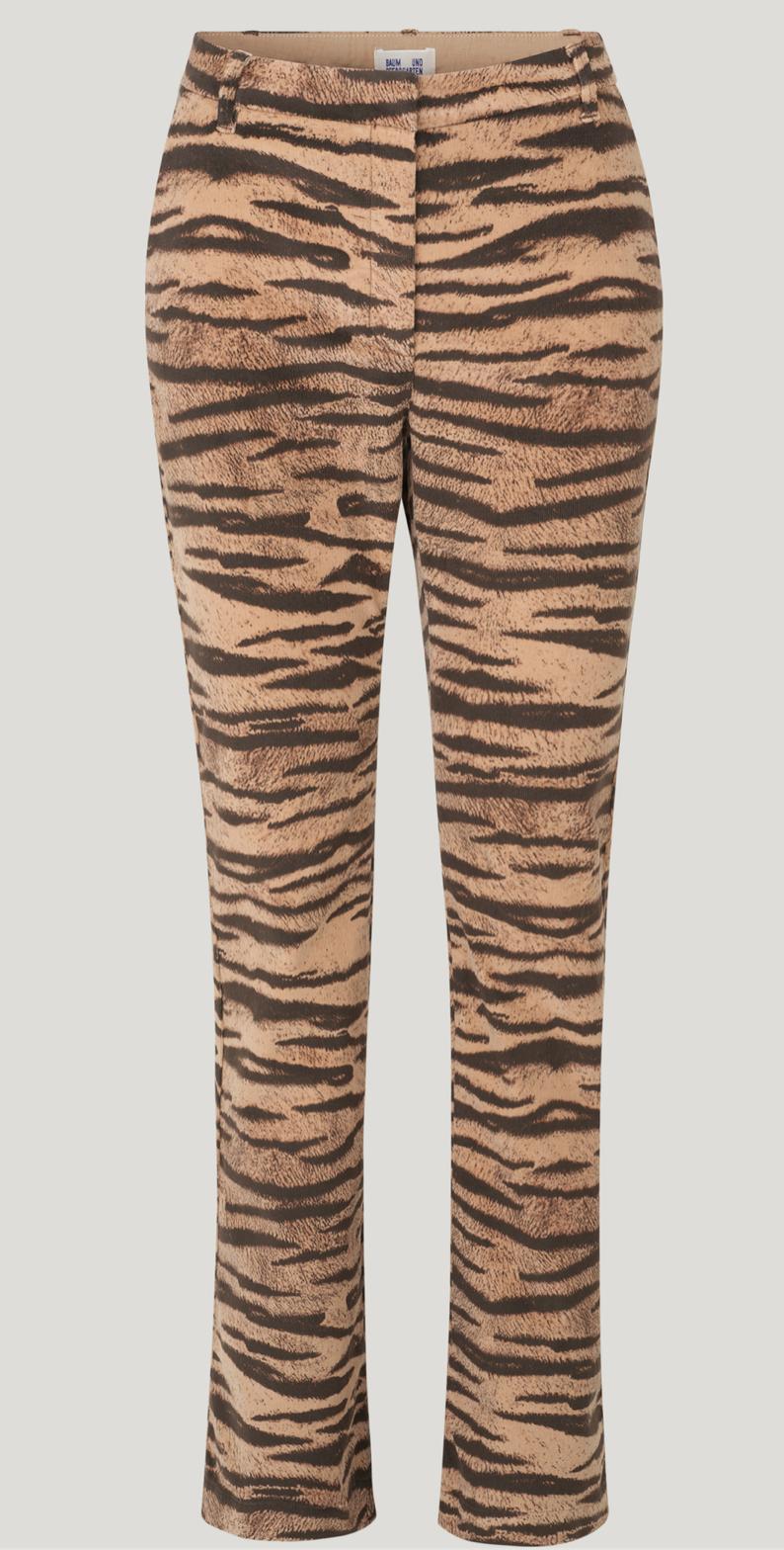 Naela pants Dark Tiger-1