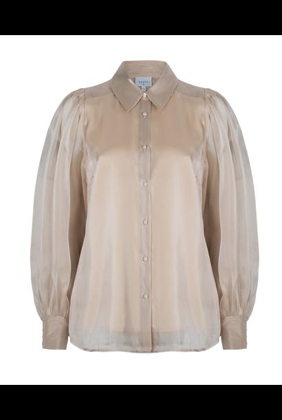 Mauri organza blouse
