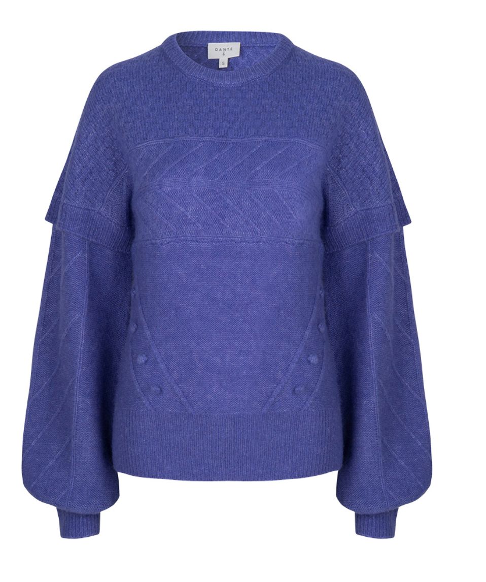 Oakly knit cable sweater-1