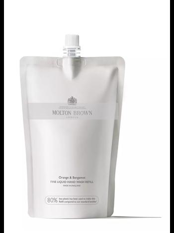 Molton Brown Orange & Bergamot refill hand wash 600ML