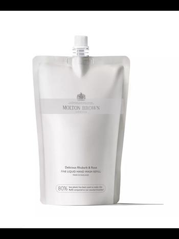 Molton Brown Rhubarb & Rose refill hand wash 600ML