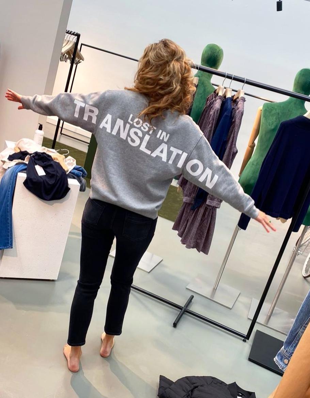 Organic Cotton Sweatshirt grey-3
