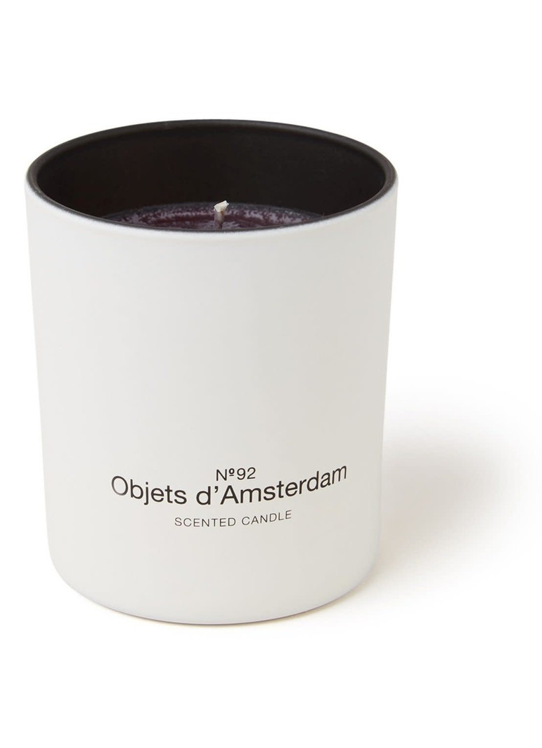 Marie Stella Maris Eco candle Objets d'Amsterdam 220gr