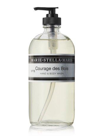 Marie Stella Maris Hand & body wash Courages des Bois 470ML