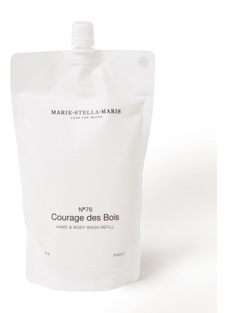 Marie Stella Maris Hand & body wash Courages des Bois refill 600ML
