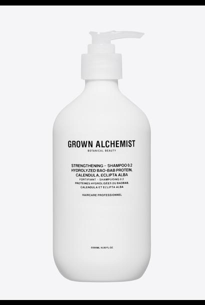 Strenghtening  shampoo 500ML