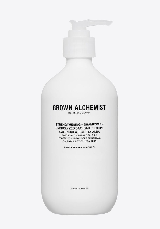 Strenghtening  shampoo 500ML-1