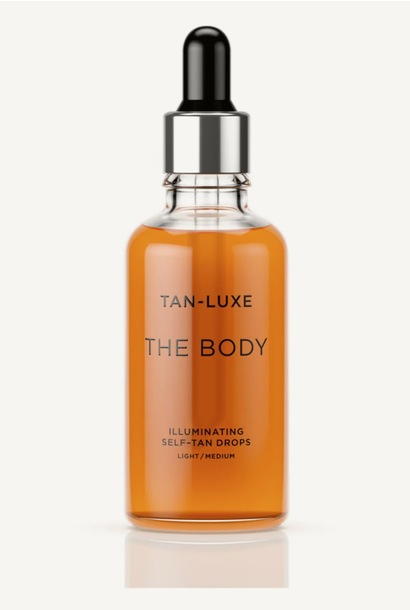 The body light/medium 30ML