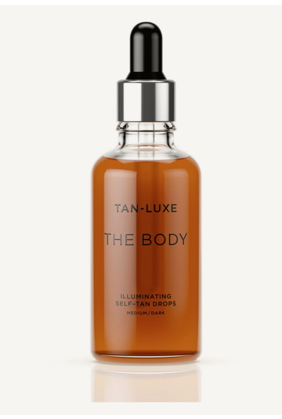 The body medium/dark 30ML