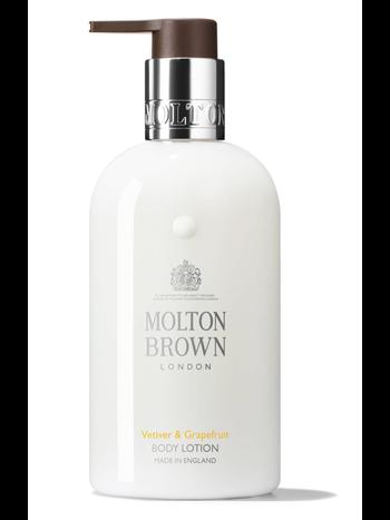 Molton Brown Vertiver & grapefruit body lotion