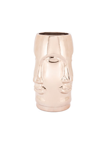 Sorella PRE ORDER Vase face gold
