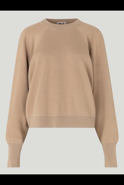 Cyreena sweater cuban sand