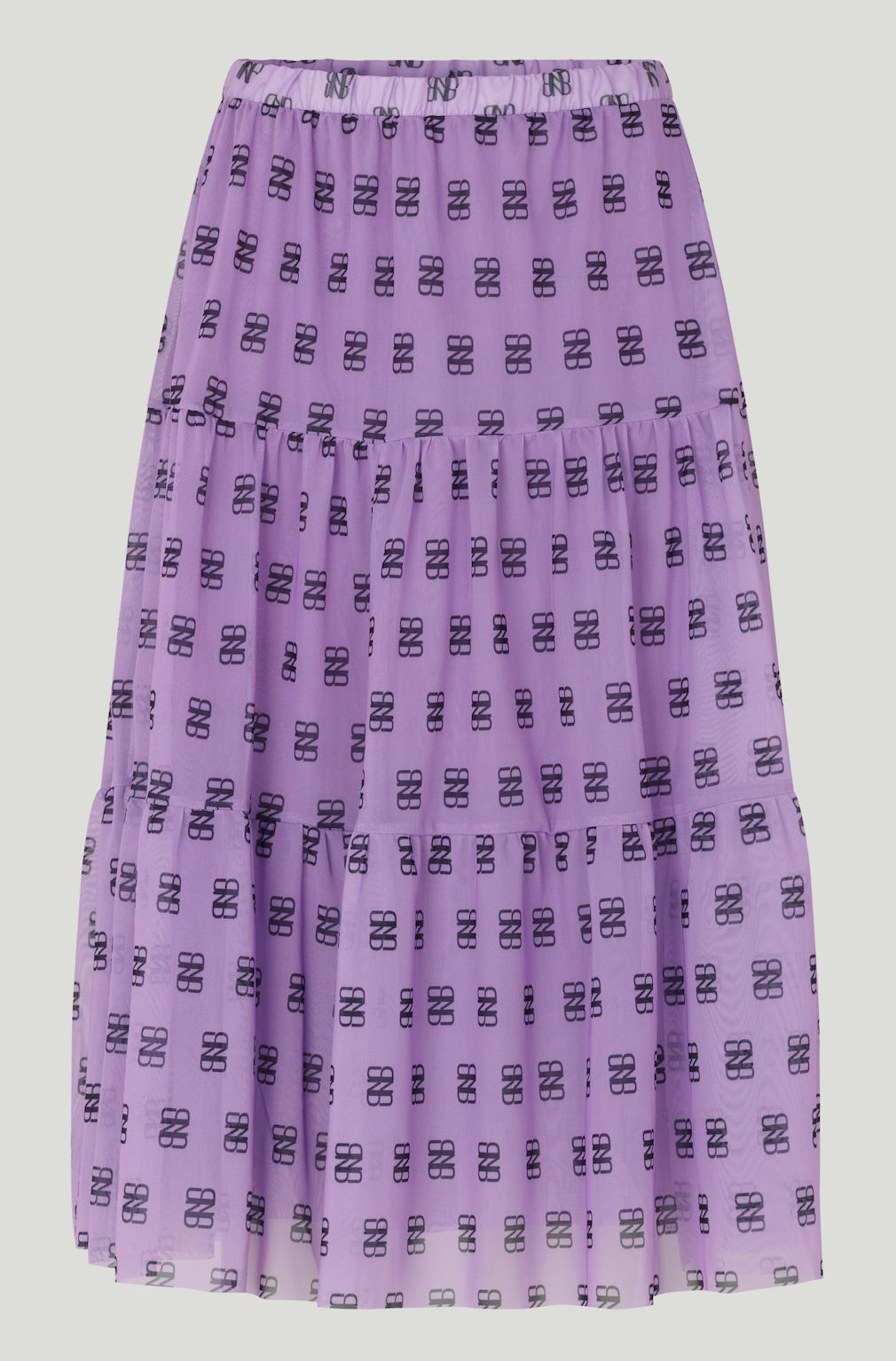 Jucile skirt lavendel-1