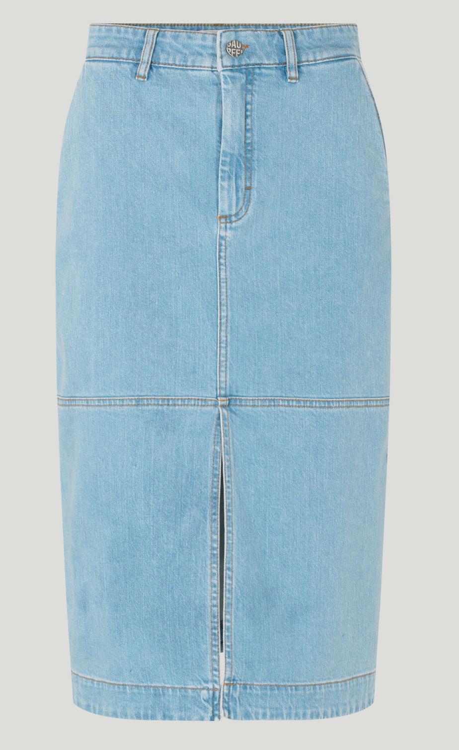 Sophia jeans skirt-1