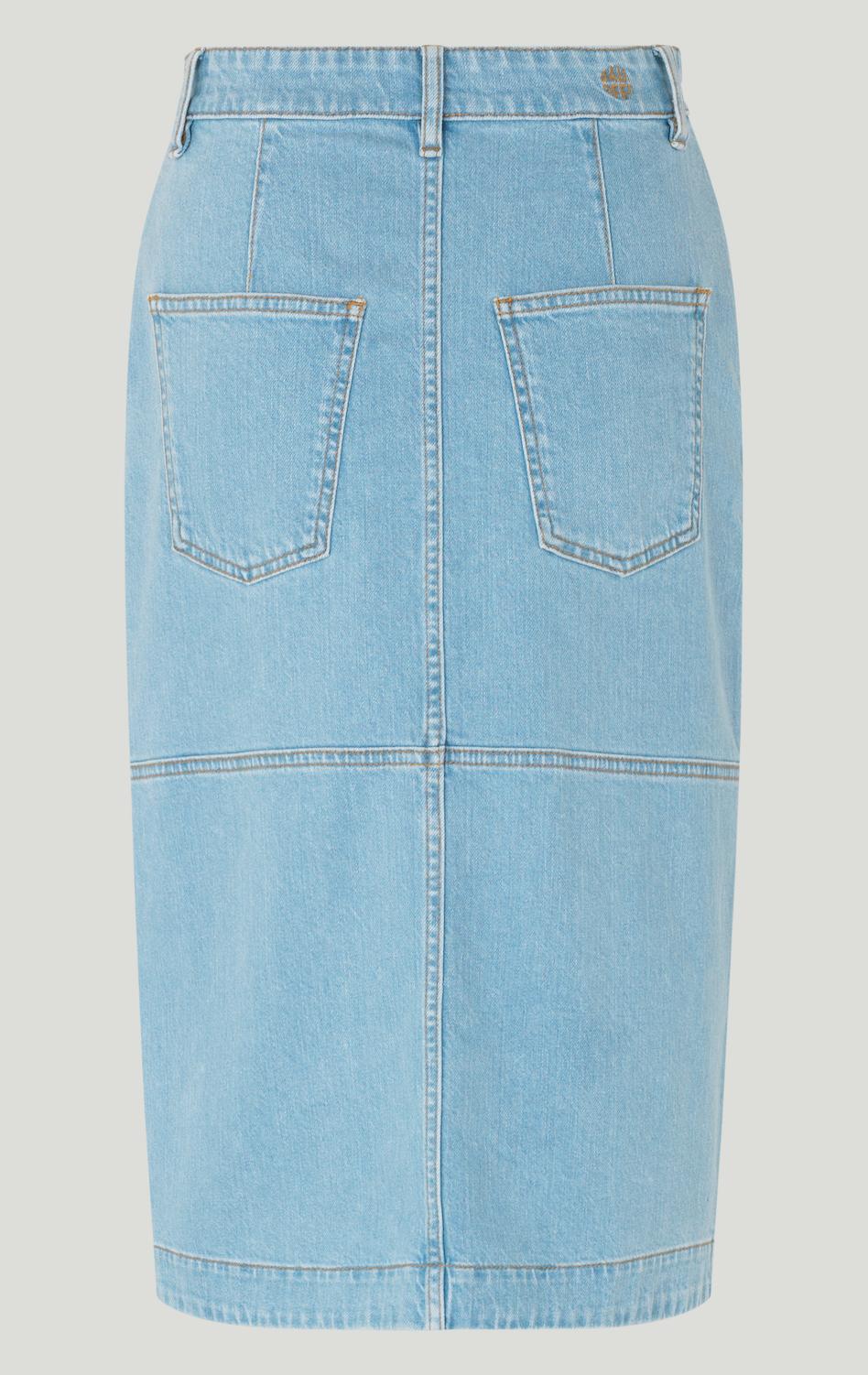 Sophia jeans skirt-3