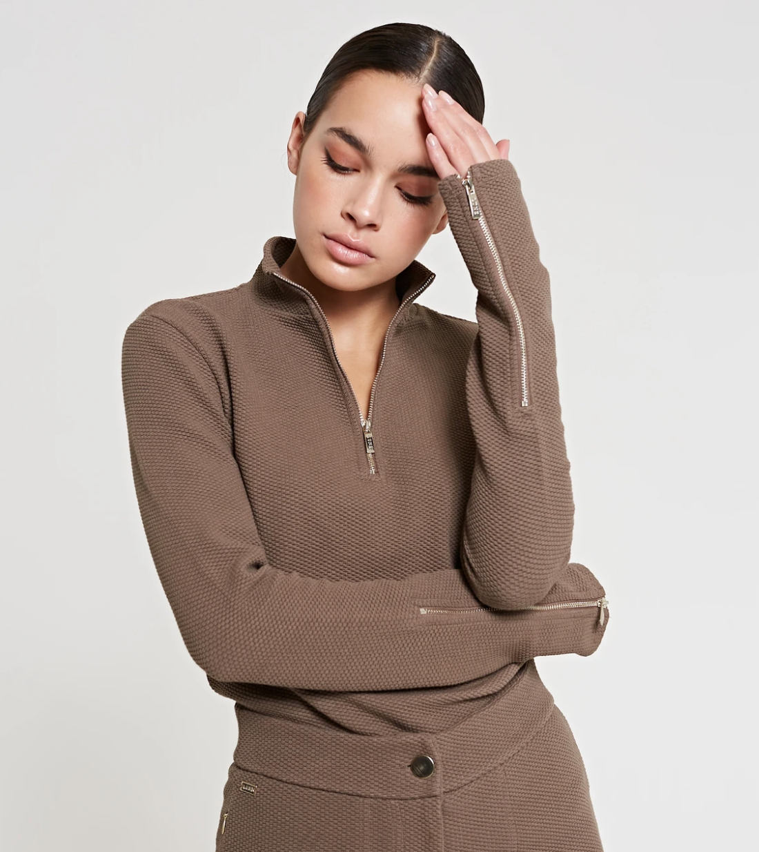Moon top taupe-2