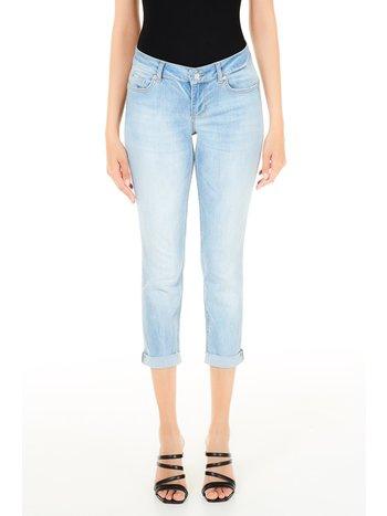 Liu Jo Jeans bottom up Monroe light blue