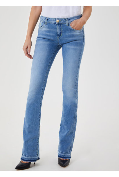 Jeans boot cut denim blue