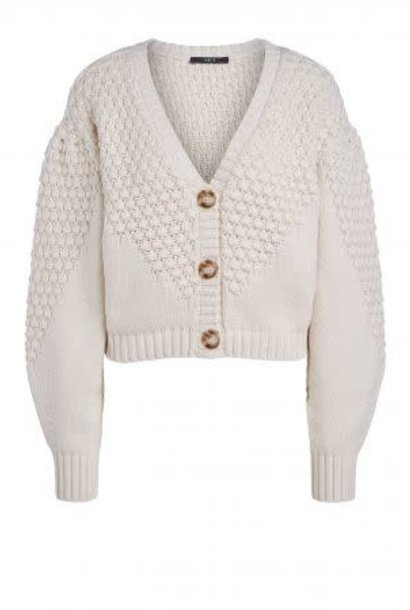 Cardigan white