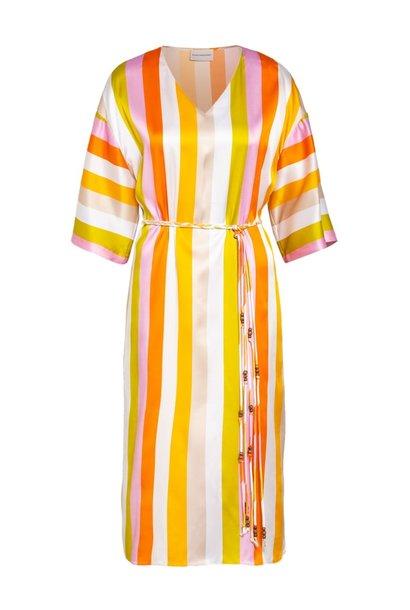 Dress pineapp/oi