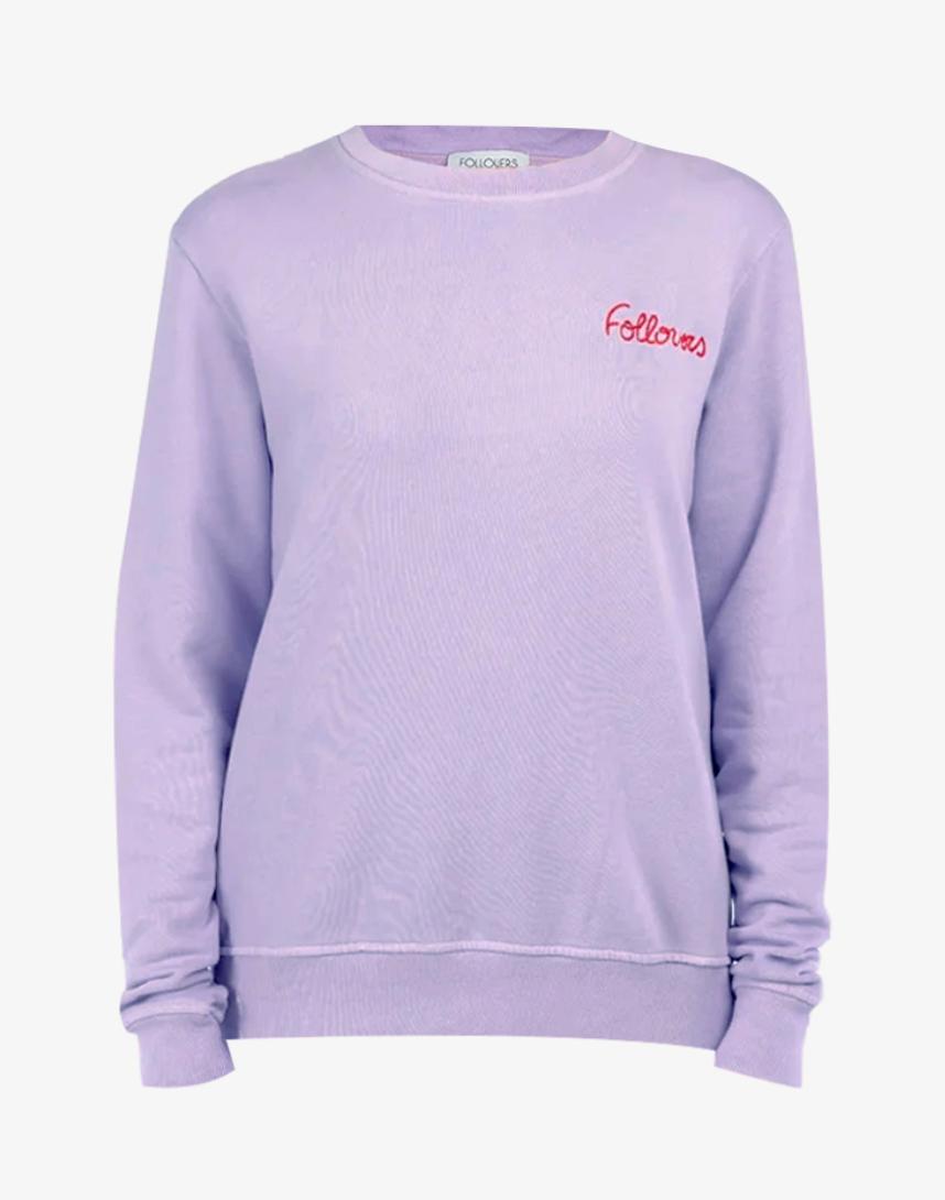 Sweater Kourtney lila-1