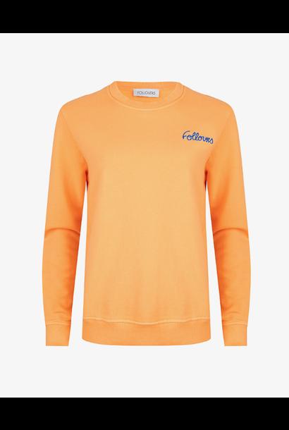 Sweater Kourtney peach