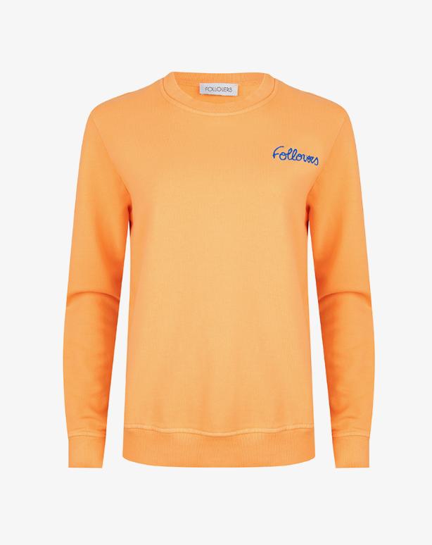 Sweater Kourtney peach-1
