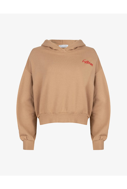 Sweater Kylie camel