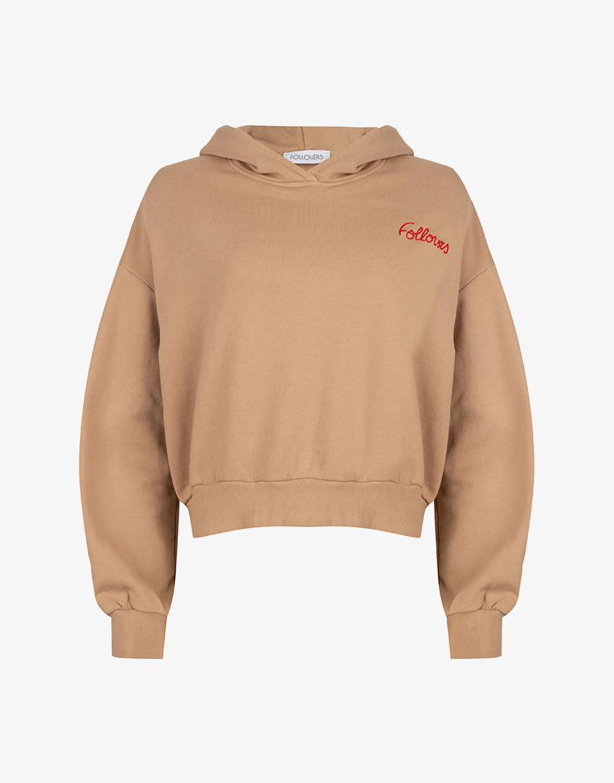 Sweater Kylie camel-1