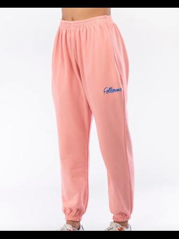 Follovers Jogger Kim pink