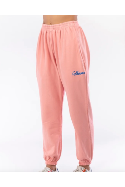 Jogger Kim pink