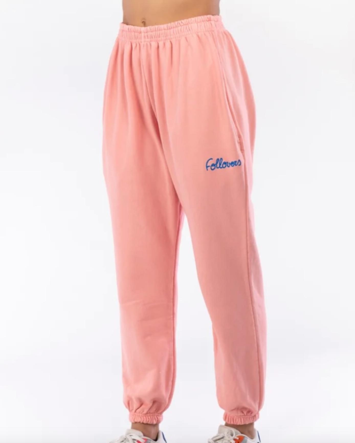 Jogger Kim pink-1