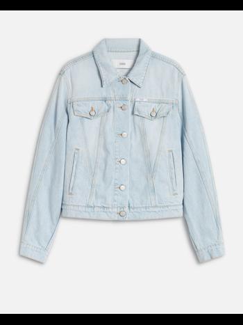 Closed Organic denim jacket light blue