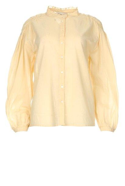 PRE ORDER Olga blouse yellow