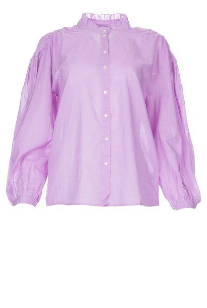 Olga blouse lila