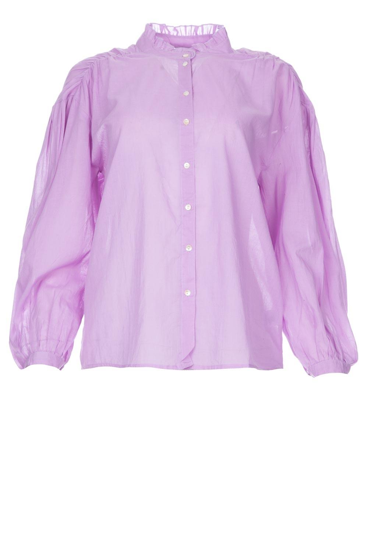 Olga blouse lila-1