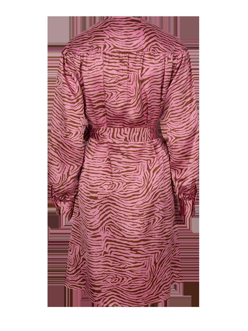 Roisin tiger print dress-1