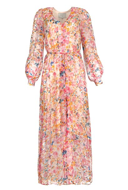 Zahava bloom long dress